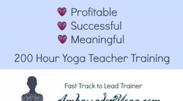 Become a Yoga Teacher Trainer