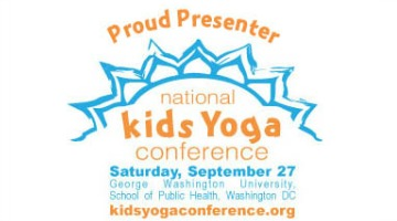 National Kids Yoga Conference Presenter