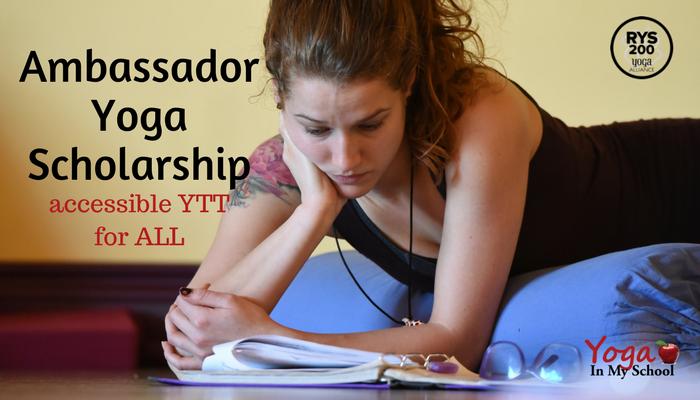 Click Here for Full Details of the Yoga Teacher Training Scholarship in Alberta