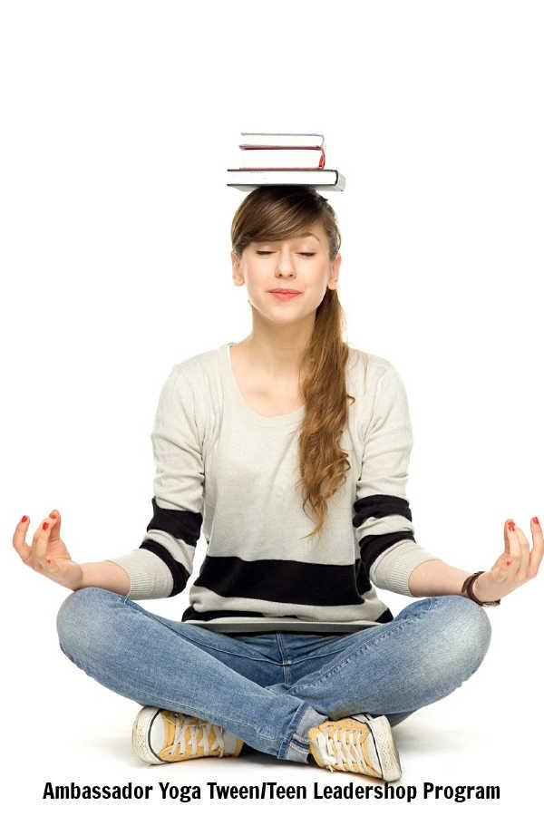 tween and teen leadership program through yoga and mindfulness