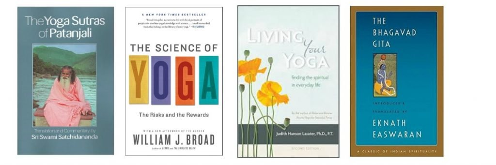 Required Reading for the Ambassador Yoga Modules of the Yoga Teacher Training
